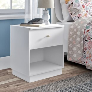 Affordable Price Cremont 1 Drawer Nightstand by Harriet Bee Reviews (2019) & Buyer's Guide