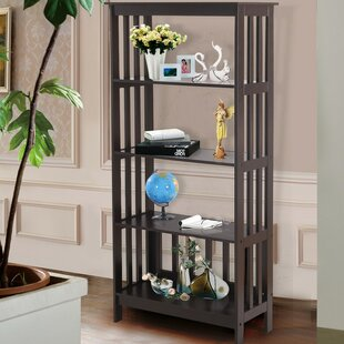 Etagere Bookcase by Adeco Trading #2