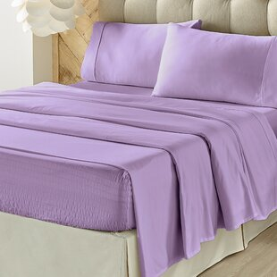 Popel Fit 500 Thread Count Solid Color Sheet Set