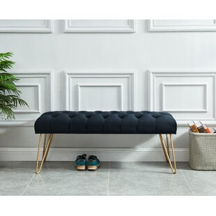 Logan Upholstered Bench