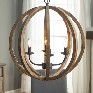 stanton 4light candlestyle chandelier