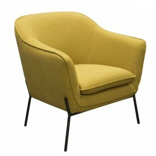 Zayden Upholstered Barrel Chair by Brayden Studio