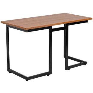 Ebern Designs Boustrophedon Writing Desk
