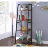 Loughman 55.1 H x 17.55 W Metal Etagere Bookcase by 17 Stories