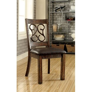 Barrview Traditional Side Chair (Set of 2) Fleur De Lis Living