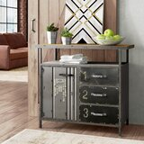 Hartland 1 Door Accent Cabinet by Williston Forge