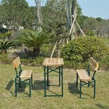 Midville Folding Camping Table