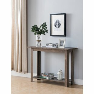Boutwell 39.25 Console Table by Williston Forge