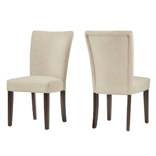 Three Posts Lancaster Parsons Chair (Set of 2)