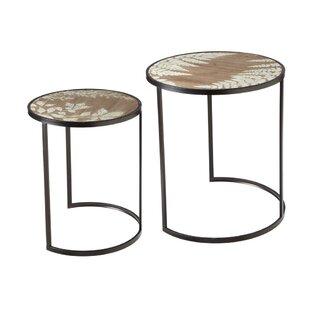 Ellie 2 Piece Nesting Tables