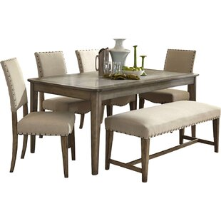 6 Piece Kitchen & Dining Room Sets You\'ll Love | Wayfair