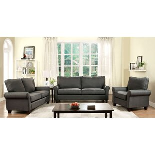 Somerville Configurable Living Room Set by Alcott Hill