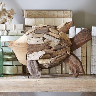Birch Lane™ Driftwood Angelfish Decor Reviews Wayfair Enchanting Driftwood Decor And Design