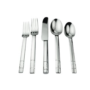 Splendide Derry 20 Piece Flatware Set, Service for 4