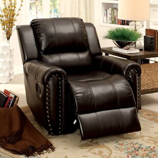 Darby Home Co Vargas Manual Recliner