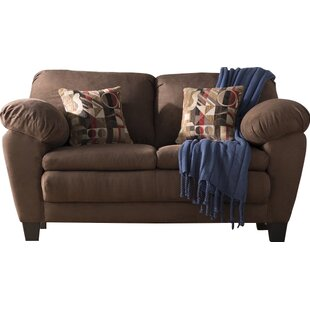 Waldschmidt Loveseat by Charlton Home