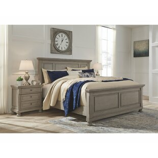 Lettner Storage Panel Bed