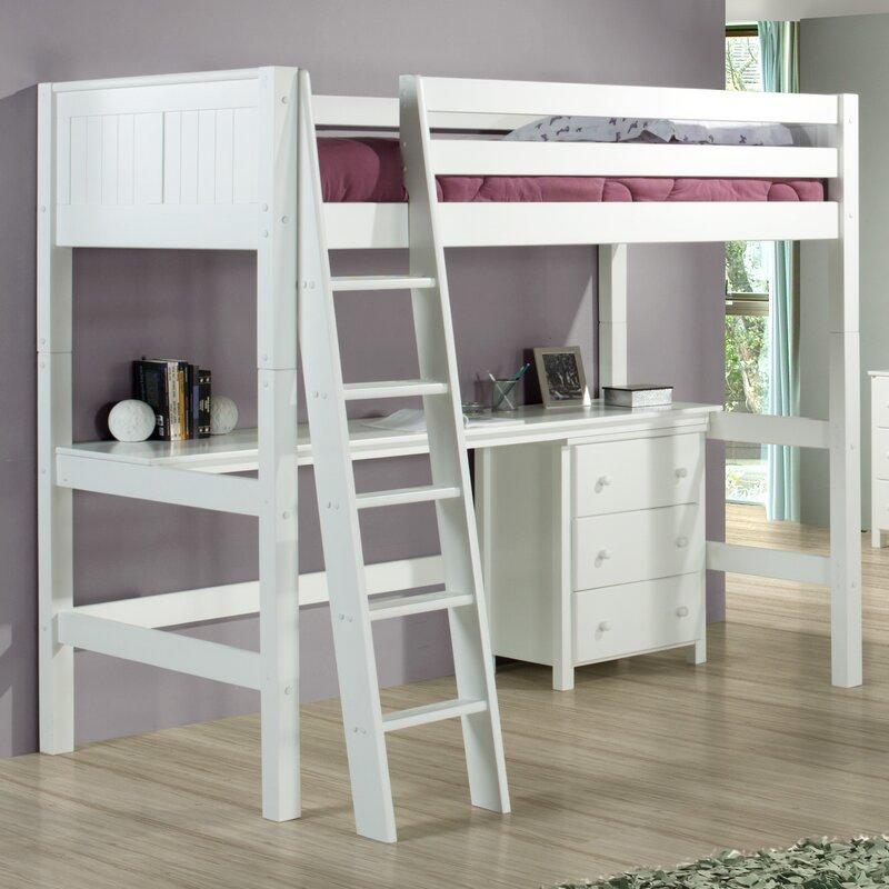 Merveilleux Isabelle Twin Loft Bed