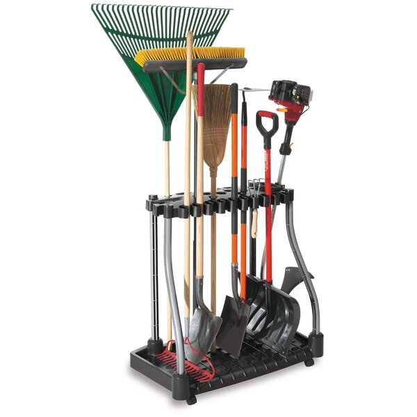 Deluxe Tool Tower by Rubbermaid