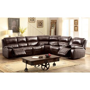 Holsinger Reclining Sectional