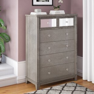 Willa Arlo Interiors Rogers 6 Drawer Chest