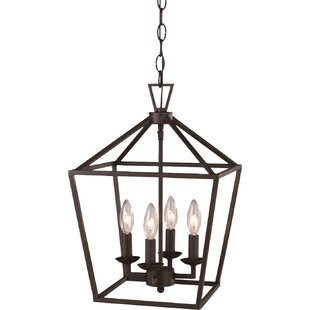 Pendant lighting youll love wayfair carmen 4 light pendant aloadofball Gallery