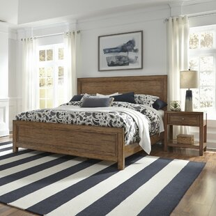 Milford King Panel 2 Piece Bedroom Set by Canora Grey