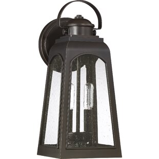 Breakwater Bay Montgomery 2-Light Outdoor Wall Lantern