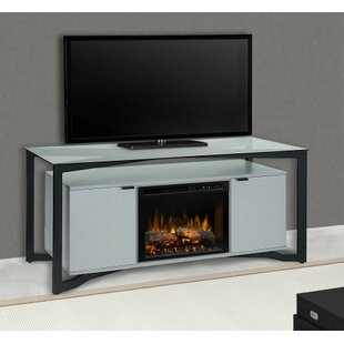 Affordable Christian TV Stand for TVs up to 42 with Fireplace by Dimplex Reviews (2019) & Buyer's Guide
