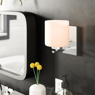 Curto 1-Light Bath Sconce by Brayden Studio