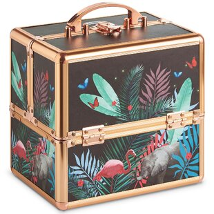 Best Reviews Jungle Professional Makeup Cosmetic Organizer By VonShef