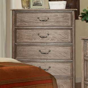 Howley Wooden 5 Drawer Chest