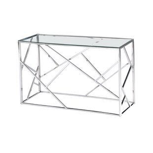 Welton Angled Console Table