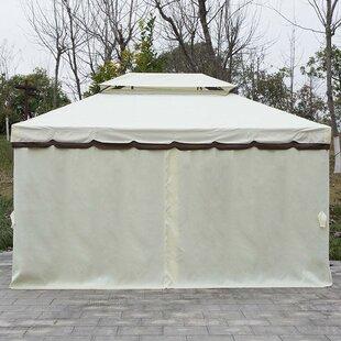 Myrtie 2.9m X 3.9m Aluminium Party Tent Image