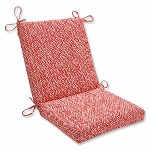 Herringbone Dining Chair CushionDining Chair Seat Cushions You ll Love   Wayfair. Pink Dining Chair Cushions. Home Design Ideas