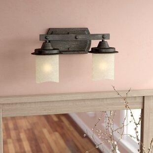 Laurel Foundry Modern Farmhouse Leonie 2-Light Vanity Light