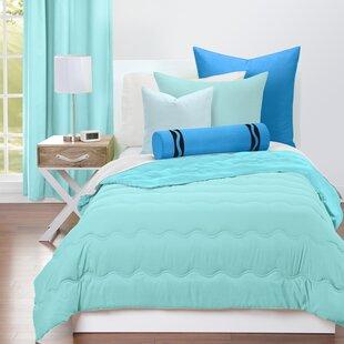 Crayola LLC Granny Smith Apple Reversible Comforter Set