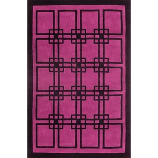Compare Modern Living Omni Purple/Black Rug By American Home Rug Co.