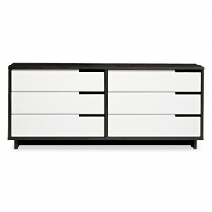 Modu-Licious 6 Drawer Double Dresser by Blu Dot
