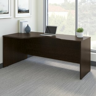 Series C Elite Left Hand Corner Desk Shell