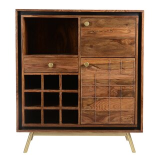 Revis Bar Cabinet by World Menagerie
