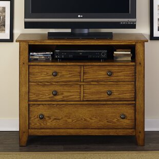 Grandpas Cabin TV Stand for TVs up to 42