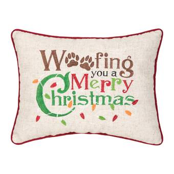 Peking Handicraft Mother\'s Day Cotton Throw Pillow | Wayfair