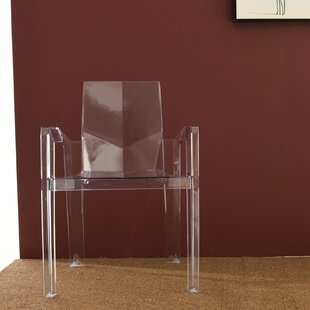 Stackhouse Transparent Dining Chair (Set ..