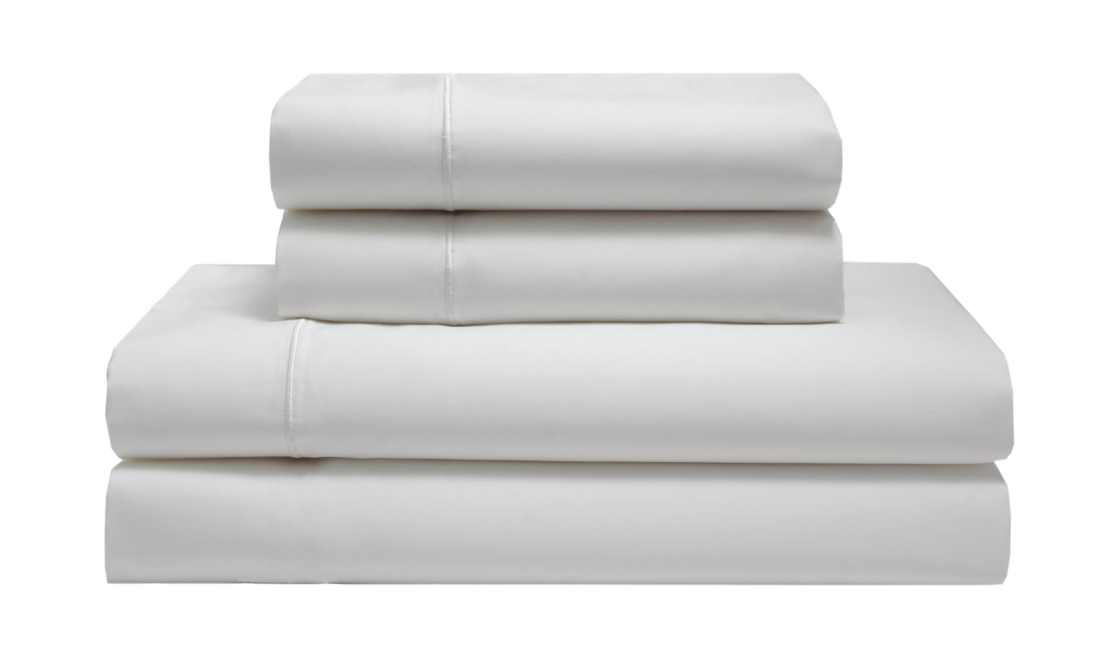 4 pc 100/% silk charmeuse sheets set Full size Taupe $600 by Feeling Pampered