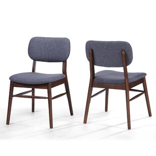 Compare prices Drumadried Dining Chair (Set of 2) by Corrigan Studio Reviews (2019) & Buyer's Guide