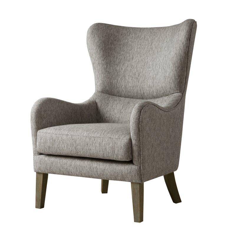 Attractive Granville Swoop Wingback Chair
