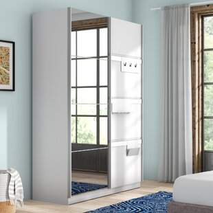 Steinheim Gliding 2 Door Wardrobe By Rauch