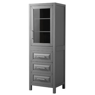 Daria 24 W x 7125 H x 20 D Linen Tower by Wyndham Collection