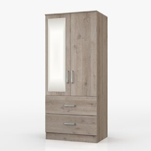 Henshaw 2 Door Wardrobe By 17 Stories
